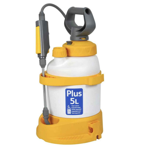 Hozelock 4705 Multi Purpose Pressure Sprayer 5 Litre FTB6009 5010646053792