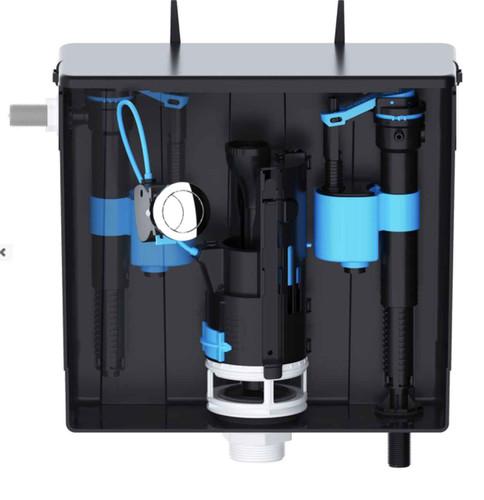 Viva Skylo Concealed Dual Flush Built In Cistern SKYCC01 FTB2801 5060262731123