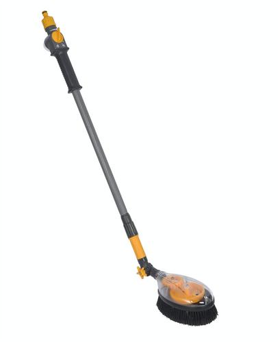 Hozelock 2607 Long Rotating Car Wash Brush FTB6038