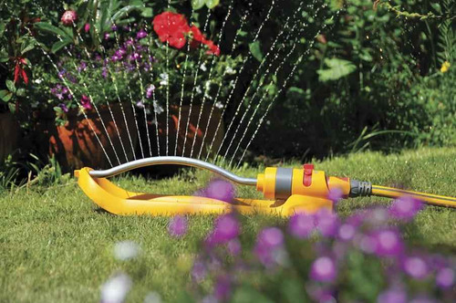 Hozelock 2974 Rectangular Sprinkler Plus 200 Sq m FTB6045