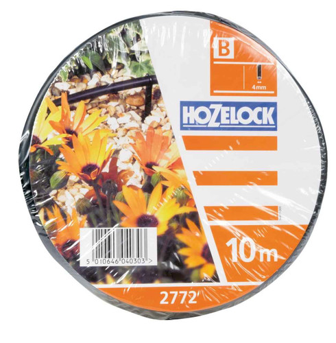 Hozelock 2772 10m x 4mm Hose Micro Irrigation FTB6062 5010646040303