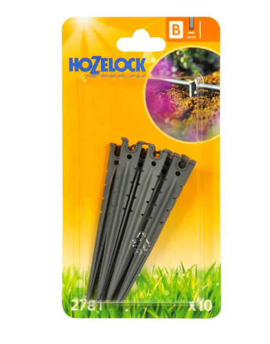 Hozelock 2781 4mm Hose Stake Micro Irrigation FTB6100 5010646040365
