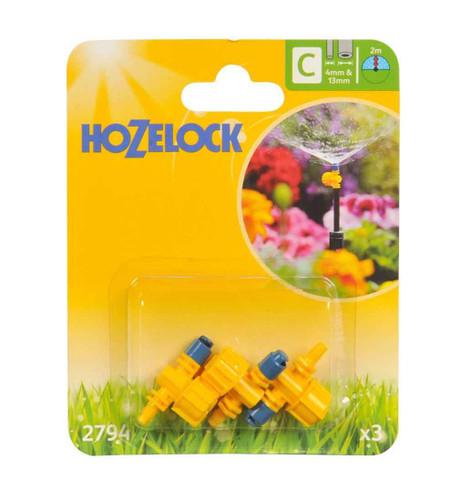 Hozelock 2794 180 degree Adjustable Micro Jet FTB6108 5010646040570