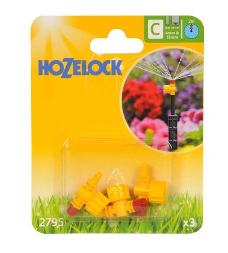 Hozelock 2795 360 degree Adjustable Micro Jet FTB6109 5010646040587