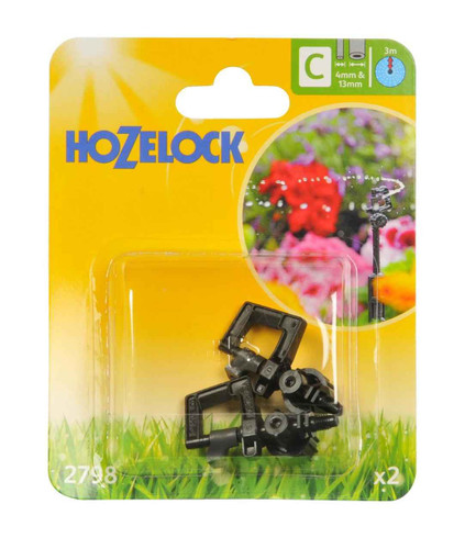 Hozelock 2798 360 Mini Sprinkler FTB6111 5010646040617