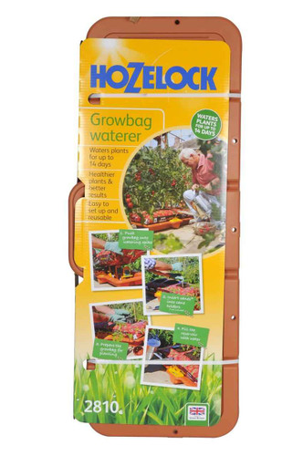 Hozelock 2810 Grow Bag Waterer FTB6113 5010646055215