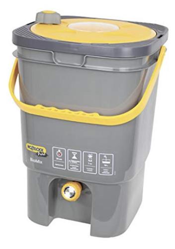 Hozelock 2028 Hozelock BioMix Tank Natural Gardening Composter Homemade Fertiliser w/ Tap, 19L FTB6127 5010646060080