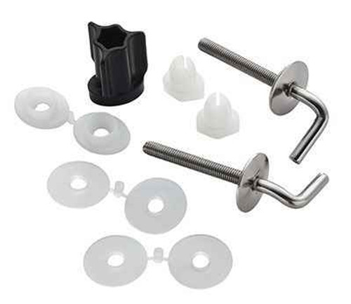 Armitage Shanks Sv83267 Contour 21 Seat Hinge Set Bottom Fix Neutral Finish FTB11494 5055639159235