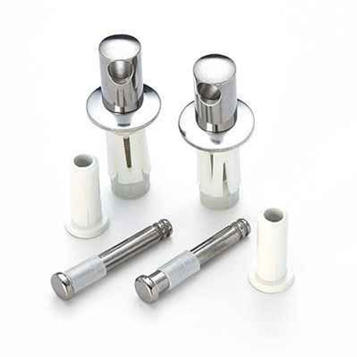 Sottini J4555Bj Celano / Mia Seat And Cover Hinge Set Normal Close Chrome Finish FTB10557 5055639149861