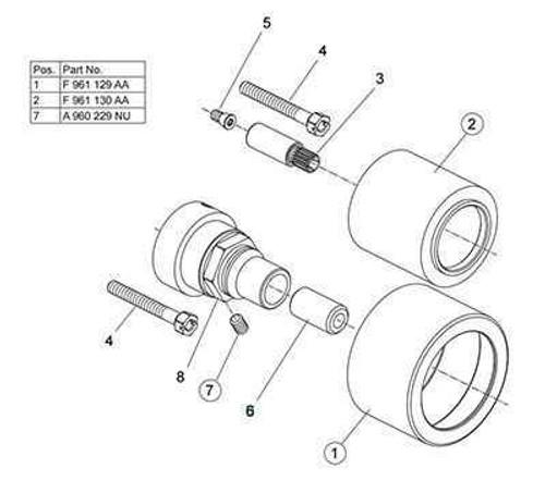 Ideal Standard A6134Aa Easybox Slim Elongation Set 22Mm Chrome Finish FTB10026 5055639144552