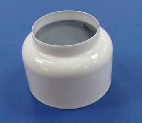 Trevi A962599Ac Temperature Handle Cover Sleeve - White White Finish FTB10888 5055639153172