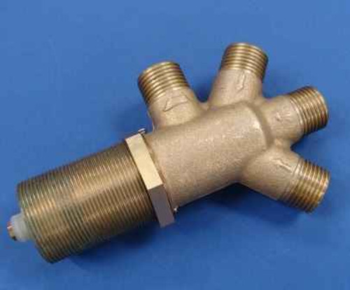 Ideal Standard A960516Nu Bath / Shower 4 Hole Diverter Valve FTB10313 5055639147423