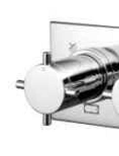 Ideal Standard A963201Aa Oposta Diverter Handle For 2 And 3 Way Valves Chrome Finish FTB10988 5055639154179