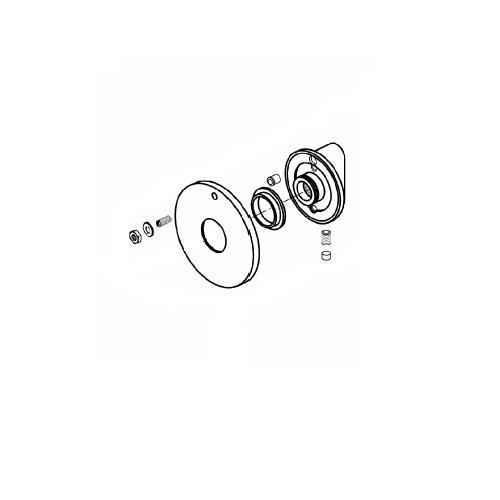 Ideal Standard A961105Aa Handle For Temerature Chrome Finish FTB10126 5055639145559