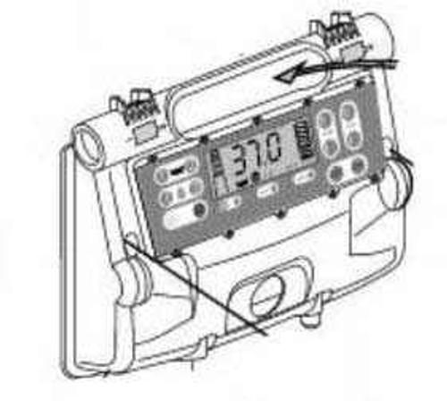 Trevi A963593NU Trevi Electronic EBC II Control Unit Built-in Version White IT finish FTB11385 5055639158146