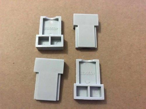 Ideal Standard T001103NU Kit Doorstops For Kubo 4Pieces FTB10094 8014140451037
