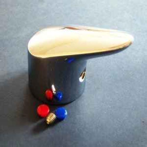 Ideal Standard E960593Aa Ceramix Alto Bath Filler Handle Chrome Chrome Finish FTB10098 8014140451563
