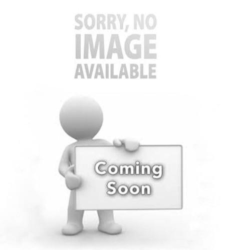 Armitage Shanks S6912LI 80.5cm screw to wall hinged support arm Blue finish FTB10134 5017830482864