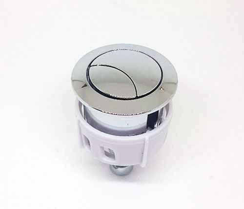 Armitage Shanks SV16867 Armitage Shanks Dual Flush Push Button Wire Operated Chrome finish FTB10368 4015413512756