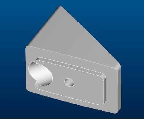 Ideal Standard Lv931Aa Synergy Wr Brkt Boss Angle Chrome Finish FTB10721 5017830073567