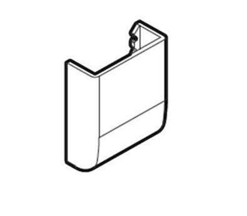 Ideal Standard T001292EOC Connect Cushion Cover A/Psc 4 Pcs FTB10769 8014140436867