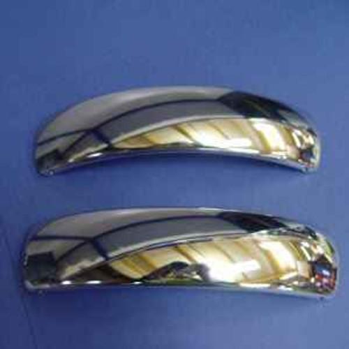 Ideal Standard E7061Aa Alto Bath Hand Grips - Chrome 215Mm /8.5 Centres Angled Surface Chrome Finish FTB10777 5012001270134
