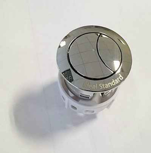 Ideal Standard EEM82335367 Ideal Standard Dual Flush Push Button Wire Operated Chrome finish FTB10795 3800861077558