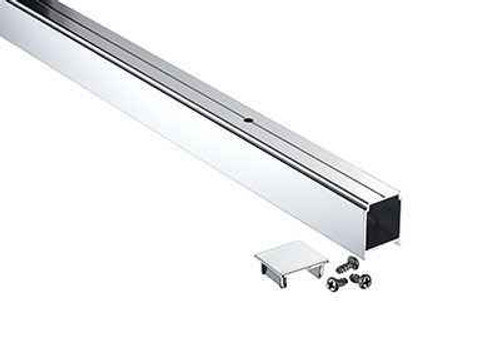 Ideal Standard T001095Eo Kubo Additional Profile With Cover Cap And Screws Extra 25Mm To Profile Projection Bright Silver Finish FTB10804 5017830174806