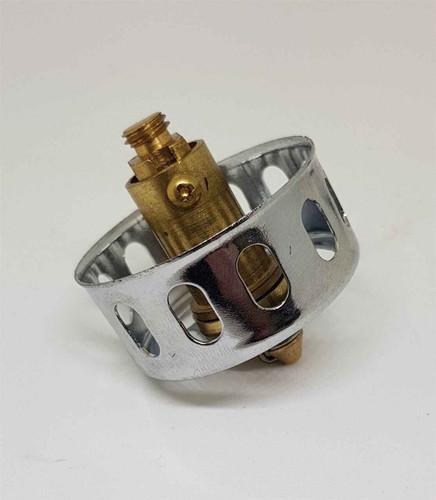 Ideal Standard Ev847Aa Plug, Strainer And Clicker Mechanism For E1488Aa Chrome Finish FTB10883 8014140453666