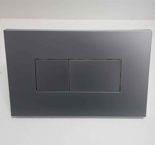 Ideal Standard E4463Gn Karisma Flush Plate Satin Chrome Chrome Finish FTB11001 3391500573406