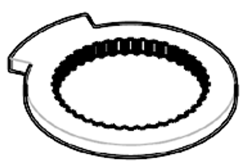 Armitage Shanks E960631NU Slip Washer 60 X 25 X 2 FTB11040 4015413010771