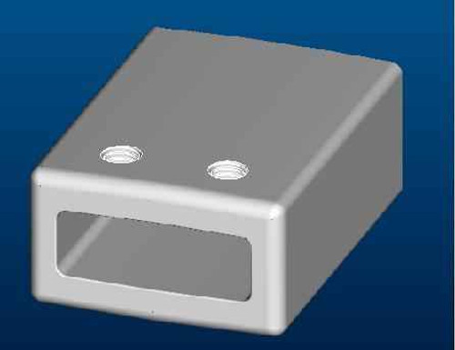 Ideal Standard Lv930Aa Synergy Wr Brkt Boss Chrome Finish FTB11052 4015234299294