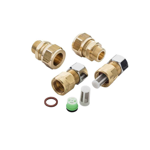 Ideal Standard B961029Nu Check Valve Set Fits B960773At Supply Pipe FTB11143 8014140312567