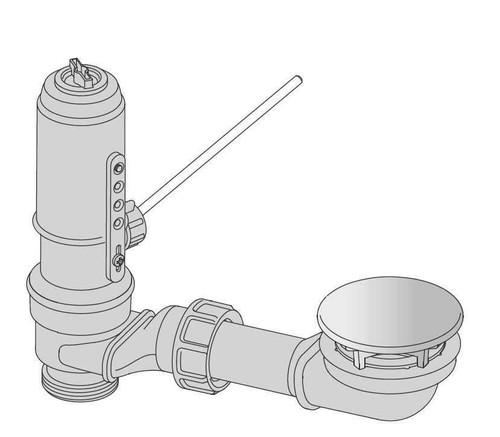Ideal Standard R432667 Idealflow II Waste Neutral finish FTB11146 5017830362401