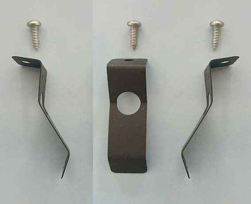 Ideal Standard Eeev25367 Idealform Plus Bath Panel Front / End Panel Fixing Pack 3 Clips Pack C FTB11189 4015413769778