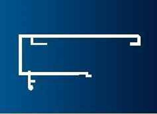 Ideal Standard Lv894Eo Synergy Wr Wall Profile Bright Silver Finish FTB11188 3800861050223