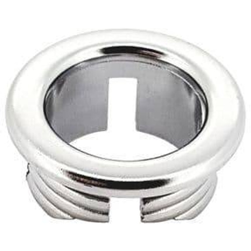 Sottini TT0228301 Delineo Bidet / Basin Overflow Ring Chrome Finish FTB11281 4015413948241