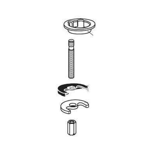 Ideal Standard B960187Nu Fixation Kit M10 And Seal FTB11308 4015413522793