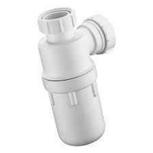 Ideal Standard S892567 Plastic Bottle Trap 1 1/2 Suitable For Belfast Neutral Finish FTB11561 5055639159907