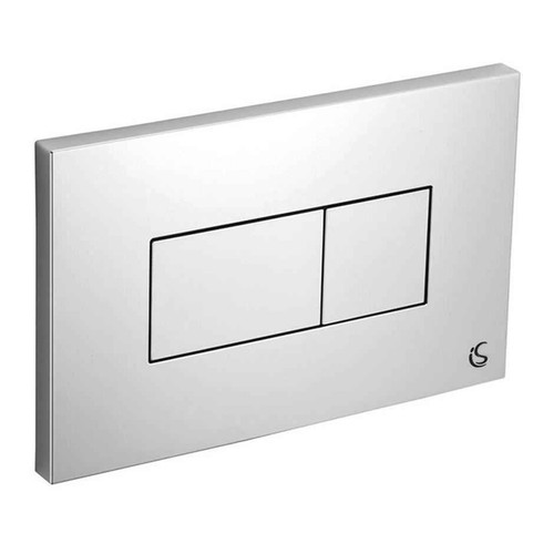 Ideal Standard E4465Aa Karisma Flush Plate Chrome Finish FTB11570 5055639159990