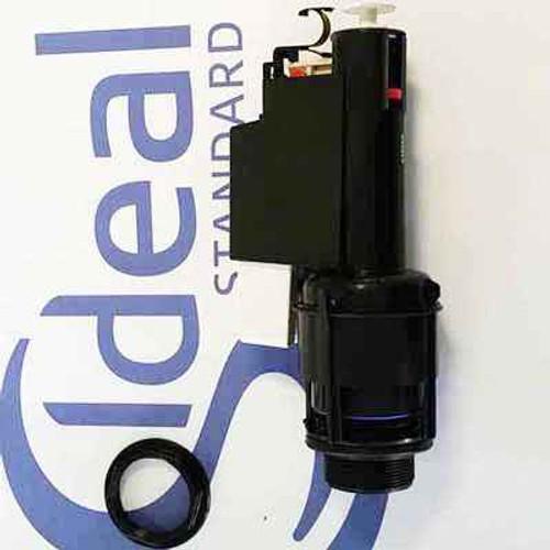 Ideal Standard SV13167 Dual Flushvalve 1.5 Inch Outlet 200mm Overflow Height NEUTRAL finish FTB11577 5055639160064