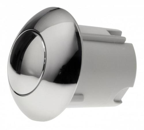 Chrome Pneumatic Push Button SPHNX/ WISA 1418983752 FTB2848 1418983752