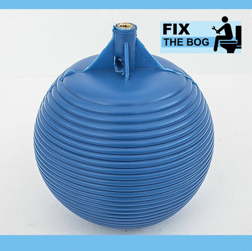 4.5 inch Plastic Float c/w Brass insert FTB2817 5055639140202