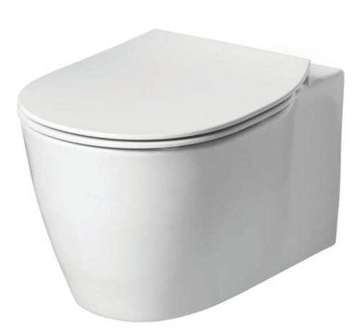 Sottini E772701 Santorini / New Oracle Thin Seat and Cover Soft Close E196601 FTB9167 5017830484561