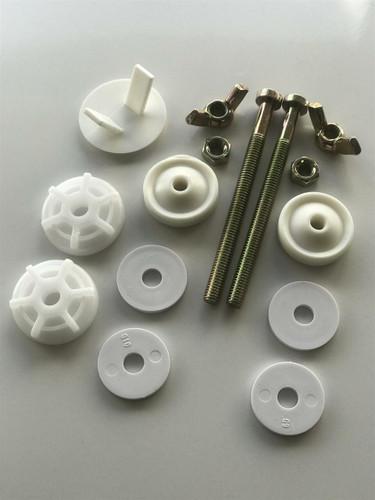 Wirquin M21 Metal Cistern / Pan Fixing Kit 19021009 FTB9171 3375536016922