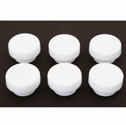 Roca Mk 1 Nexo Soft Close Toilet Seat Buffer Set White AV0004700R FTB3052 8414329913842