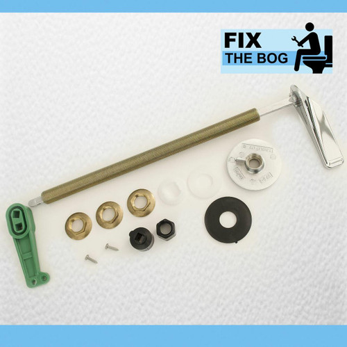 313964 Dudley Extended Front Lever Assembly With Lift Arm Concealed System FTB2006 5055639139671