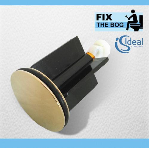Ideal Standard A961226AZ Light Gold Pop up plug FTB4006 Mandatory