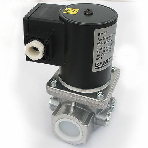 Banico ZEV25 1 BSP GAS SOLENOID VALVE 230VAC FTB5300 5055639125162