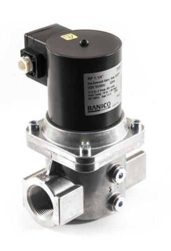 Banico ZEV32 1¼ BSP GAS SOLENOID VALVE 230VAC FTB5301 5055639125162